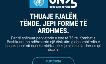 VODAFONE ALBANIA/ Së bashku për një të ardhme më të mirë