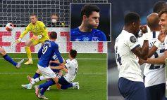 FAT, SHERR DHE 3 PIKË/ Tottenham mposht Evertonin e Ancelottit