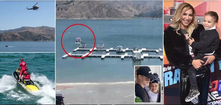 E ZHDUKUR PREJ DY DITËSH/ PAMJET kur aktorja e famshme hyn në liqen me të birin. Ja DYSHIMET