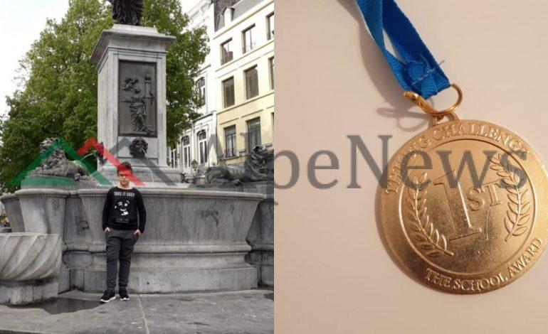 NJË HISTORI SUKSESI/ 12 vjeçari shqiptar fiton çmimin e rëndësishëm në Gjermani