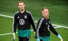 "BARCELONA-BAYERN MUNICH/ Ter Stegen dhe Neuer, ""armiq"" në distancë"