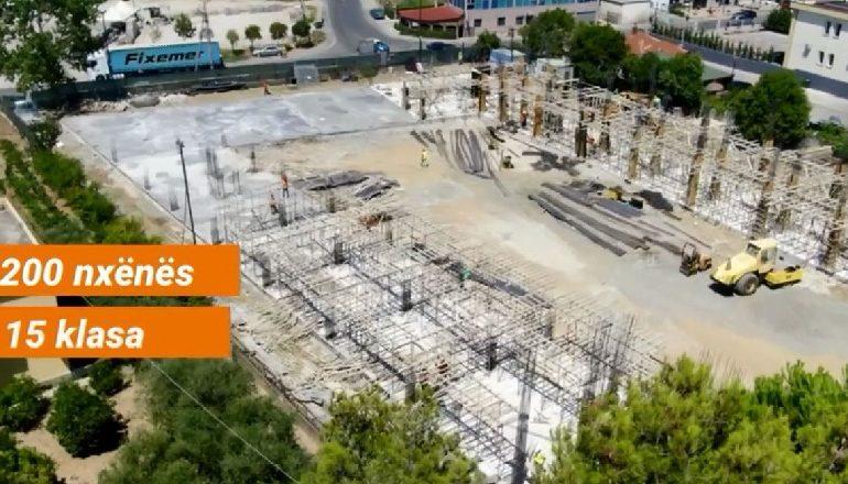 PUBLIKON PAMJET NGA SHKOLLA NË SHIJAK/ Rama: Doli jashtë funksionit pas tërmetit, por po rilind më e fort me gjëra të reja (VIDEO)