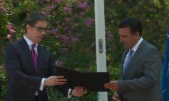 MAQEDONI E VERIUT/ Zaev merr mandatin nga Pendarovski, 20 ditë kohë për formimin e qeverisë së re