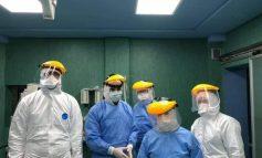 """SITUATA E RËNDUAR/ Covid prek 10 infermierë dhe një mjek brenda javës tek """"Shefqet Ndroqi"""""""