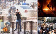 KAOS NË BEJRUT/ Truproja i politikanit kapet duke shtënë me armë ndaj protestuesve (FOTOT)