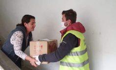 NË KOHË PANDEMIE/ Vazhdon operacini humanitar në qarkun Gjirokastër