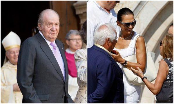U ARRATIS PAS HETIMIT PËR KORRUPSION/ Ish-Mbreti i Spanjës kapet me të dashurën në Abu Dhabi