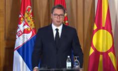 """""""NE NUK PO BISEDOJMË PËR PROBLEMET...""""/ Vuçiç zbulon datën: Ja kur vazhdon dialogu me Serbinë, do kërkoj realizimin e marrëveshjes së 2013-ës"""