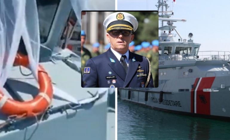 DALIN PAMJET/ Kjo është VIDEO që i kushtoi postin zv.komandantit të Forcës Detare