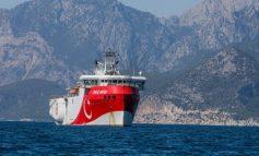 TJETËR PËRPLASJE ME GREQINË NË HORIZONT? Turqia dërgon anije eksplorimi në një zonë të debatueshme në Mesdheun Lindor
