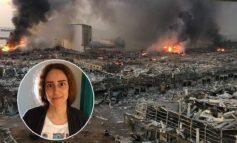 SHPËRTHIMI TRAGJIK/ Rrëfimi prekës i të mbijetuarës në Bejrut: Burri kishte mbetur nën rrënoja, kishte xhama kudo…