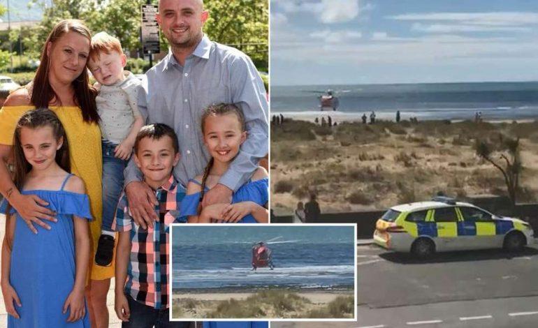 TRAGJIKE/ 36-vjeçari mbytet në det pasi shkon të shpëtojë tre fëmijët e tij në rrezik (FOTOT)