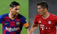 """BARCELONA-BAYERN MUNICH/ Messi-Lewandowski, duel pa mundësinë e fitimit të """"Topit të Artë"""""""