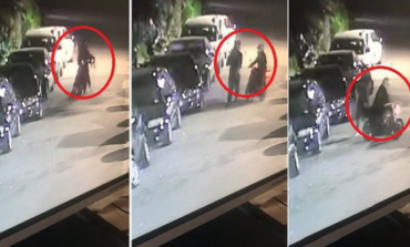 """ATENTATI NË POGRADEC/ Momenti kur sulmohet me breshëri plumbash para """"Hotel Volorekës"""" më 8 gusht... (VIDEO)"""