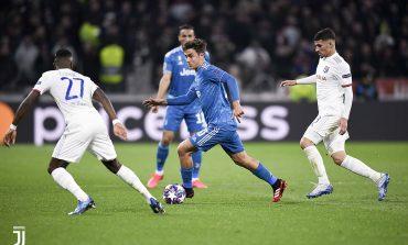 LIVE/ Mbyllet ndeshja Champions Juventus-Lyon. Rezultati 2-1