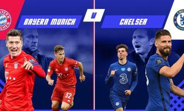 LIVE/ Mbyllet ndeshja Champions Bayern Munich-Chelsea. Rezultati 4-1