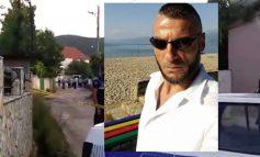 HORRORI NË POGRADEC/ Mbërrin në gjykatë për masë sigurie Olsi Çekiçi (VIDEO)