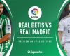 LIVE/ La Liga: Mbyllet ndeshja Betis-Real Madrid. Rezultati 2-3