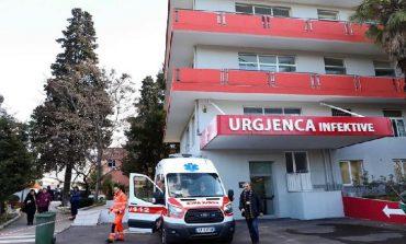 KORONAVIRUSI/ Preken nga Covid-19 dy mjekë në Elbasan dhe tre infermierë