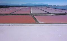 FOTO LAJM/ Kriporja e Nartës merr ngjyrë rozë, publikohen pamjet mahnitëse