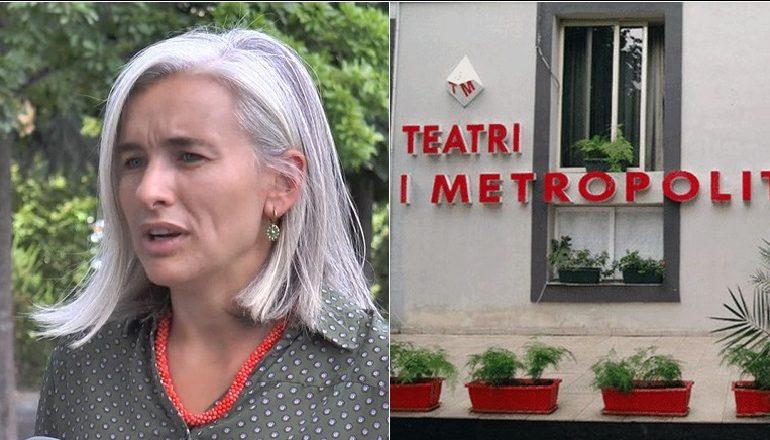 """TEATRI METROPOLIKT ÇEL SEZONIN ARTISTIK/ """"Pesë ditë mbret"""" e Çapalikut në tarracën e Pallatit të Kulturës"""