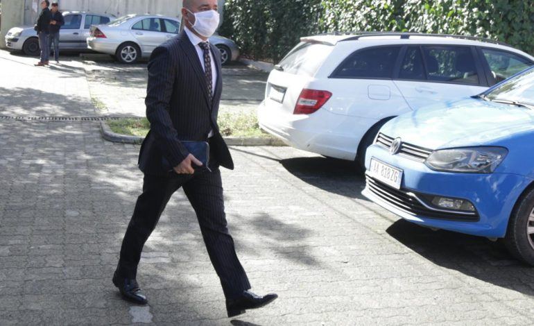 AKUZOHET SE DEKONSPIROI OPERACIONET E OFL-SË/ Artan Shkëmbi shkon në GJKKO, pritet masa e sigurisë