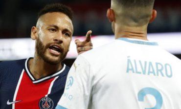 E GODITI ME GRUSHT PAS KOKE/ Ja se çfarë i tha lojtari i Marseille yllit Neymar...