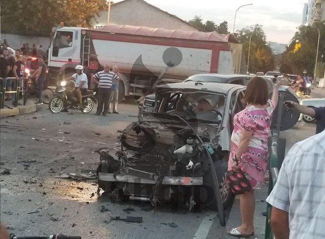 """ATENTATI NDAJ GJINIT/ """"Baza"""" ushtarake turke aludoi për akt terrorist: Shpresa te turqit për kamerat e sigurisë"""