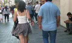 KAMERAT E NXJERRIN ZBULUAR/ Ja se si burri ndiqte hap pas hapi një 28-vjeçare (FOTOT)