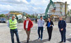 13.4 MILIONË EURO NË UJËSJELLËS-KANALIZIMET E KAMZËS/ Balluku: Marrin fund përmbytjet e zonës dhe mungesa e ujit të pijshëm për qytetarët