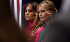 DEBATI PRESIDENCIAL/ Veshjet e Melania dhe Ivanka Trump s'mund të ishin më ndryshe se kaq
