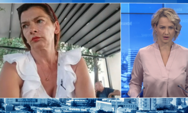 """""""ALO, JE ME KORONAVIRUS""""! Aktorja Ema Andrea flet për telefonatën anonime: E egër dhe e ligë! S'bëhen shaka të tilla (VIDEO)"""