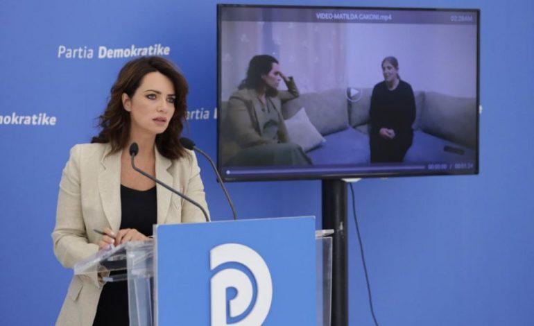 PËRDORIMI POLITIK I FATKEQSISË TEJKALON ÇDO IMAGJINATË/ Grida Duma: Manjola Cakoni ka tentuar vetëvrasjen