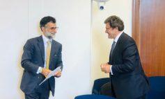 TAKIME ME ZYRTARË TË LARTË ITALIANË/ Mazi: Mbështetje e plotë, Italia mike drejt integrimit në BE