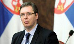 """""""SERBIA DO PËRPIJË KOSOVËN DHE SHQIPËRINË""""/ """"Çmenden"""" mediat serbe: Vuçiç është duke e risjellë perandorinë e Dushanit"""