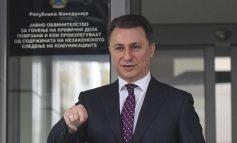 """""""SHUPLAKAT""""/ Ish-kryeministri i Maqedonisë së Veriut, Gruevski dënohet me 1 vit e 6 muaj burg"""