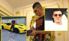 LA TË VDEKUR 39-VJEÇARIN DHE I PLAGOSI TË BIRIN/ Ky është Klodian Daçi që u arrestua, veshur me marka të shtrenjta dhe poza mbi Corvette (FOTOT)
