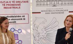 """""""PATENTA 'MADE IN ALBANIA' ËSHTË PËRTEJ KONSUMIT PATRIOTIK""""/ Denaj: Bizneset që e kanë kuptuar e kanë më të lehtë shitjen e produkteve"""