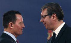 GRENELL VIZITON SERBINË/ Vuçiç: Marrëveshja me SHBA, më e mira në 140 vite