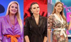 TASHMË ÇDO DITË NË EKRANET TELEVIZIVE/ Rudina, Bora, Bieta sjellin trendin më të ri të kostumeve
