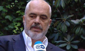 """INTERVISTA PËR """"DW""""/ Kur do ta marrë Shqipëria datën për fillimin e Konferencës Ndërqeveritare? Flet kryeministri Rama"""