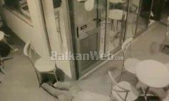 ATENTATI NË ELBASAN/ Ja momenti kur Bujar Çela qëllohet me breshëri plumbash dhe bie përtokë (FOTOT)
