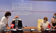 """""""AFTËSI PËR PUNË""""/ Firmoset marrëveshja me Zvicrën, 9.6 milionë franga për arsimin profesional"""