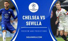 LIVE/ Champions: Mbyllet ndeshja Chelsea-Sevilla. Rezultati 0-0