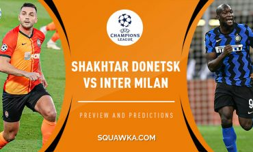 LIVE/ Champions: Mbyllet ndeshja Shakhtar Donetsk-Inter. Rezultati 0-0