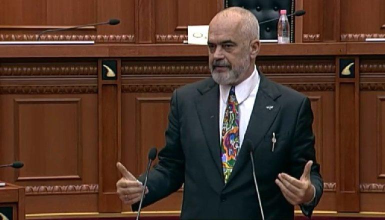 OPOZITA THOTË SE DO MARRI 100 MANDATE/ Rama: Me këto fitoret tuaja sesioni i ri i parlamentit do jetë te pallati i Kongreseve