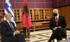 """HAGA VENDOS PËR """"DETIN""""/ Bashkimi Europian mirëpret marrëveshjen Shqipëri-Greqi"""