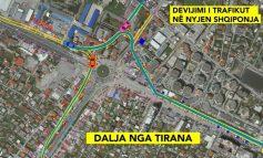 PUNIMET NË LOTIN III SHESHI SHQIPONJA/ Kryeministri Rama publikon VIDEON: Ja si do hyni-dilni nga sot në Tiranë...