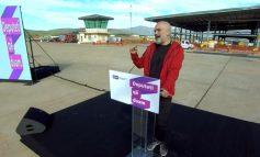 NGA AEROPORTI I KUKËSIT/ Rama: Sot është një kantier i madh, do të kthehet në terminal të mirëfilltë ndërkombëtar