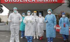 KORONAVIRUSI/ Shqipëria kalon 20,000 të infektuar, 493 viktima në 8 muaj pandemi